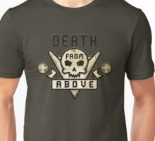 Starship Trooper Death from Above Unisex T-Shirt