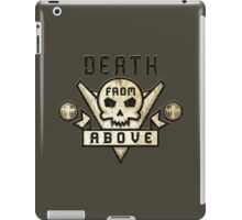 Starship Trooper Death from Above iPad Case/Skin