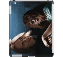 You found me just a little late iPad Case/Skin