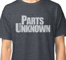 Parts Unknown wrestling Classic T-Shirt