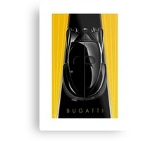 Poster artwork - Bugatti Type 57 Atlantic Metal Print