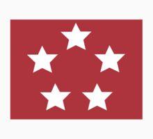 Marine Corps General - Rank Flag by sweetsixty
