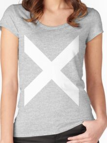 Bobby's X Women's Fitted Scoop T-Shirt