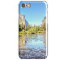Looking Out Towards El Capitan iPhone Case/Skin