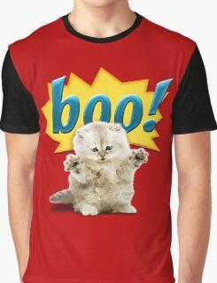Dangerous Little Cat Graphic T-Shirt