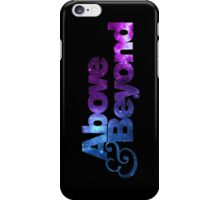 Above and Beyond Merch iPhone Case/Skin