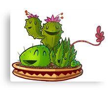 Cacti family 02 Metal Print