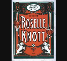 Performing Arts Posters Sweely Shipman Co present Roselle Knott 0408 Unisex T-Shirt
