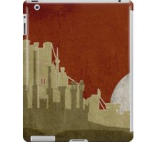 Game Of Thrones - Kings Landing iPad Case/Skin