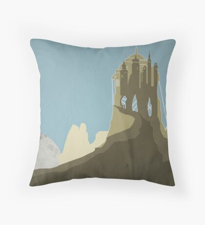 Game Of Thrones - The Eyre Throw Pillow
