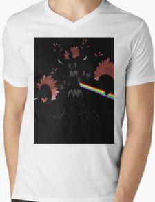 Trevenant Dark Side of The Moon Mens V-Neck T-Shirt