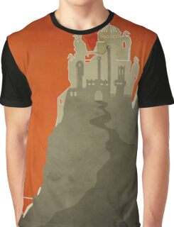 Game Of Thrones - Dragonstone Graphic T-Shirt