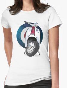 Mod Lambretta Womens Fitted T-Shirt