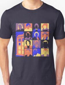 Doctors-Pop Unisex T-Shirt
