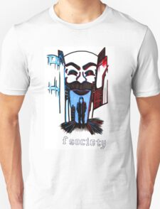 Mr. Robot - F Society Unisex T-Shirt