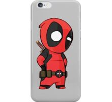 Dead Pool iPhone Case/Skin