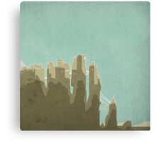 Game Of Thrones - Pyke Canvas Print