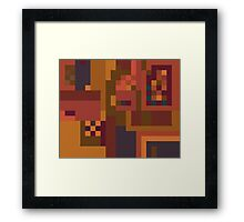 Autumn Arts Framed Print