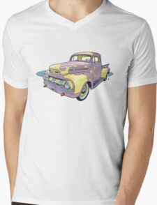 '44 Ford Mens V-Neck T-Shirt