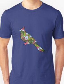 Cardinal colorful Unisex T-Shirt
