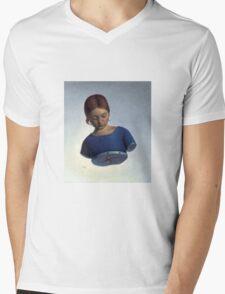 Brittlestar Mens V-Neck T-Shirt
