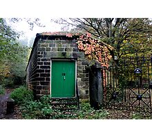 Sheffield Photography Riverlin Forge Photographic Print