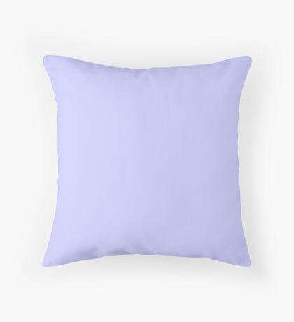 Periwinkle Throw Pillow
