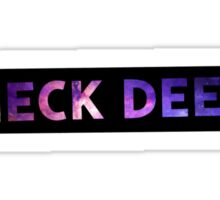 Neck deep galaxy 2.0 Sticker