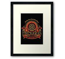 Hunters Union Framed Print