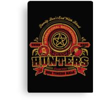 Hunters Union Canvas Print