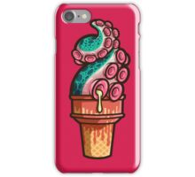 Swirly Tentacle Treat (gumdrop) iPhone Case/Skin