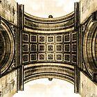 Arc De Triomphe 8 by John Velocci