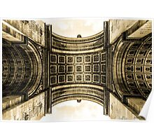 Arc De Triomphe 8 Poster