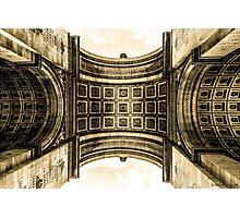 Arc De Triomphe 8 Photographic Print