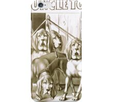 Performing Arts Posters Al W Martins mammoth production Uncle Toms cabin 1362 iPhone Case/Skin