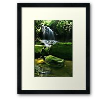 Afternoon in the Smokies Framed Print
