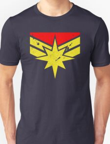 Distressed Super Heroine T-Shirt