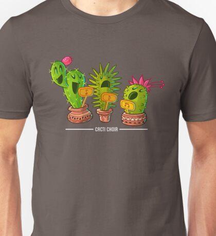 Cacti Choir Unisex T-Shirt