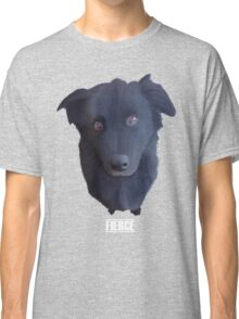 Portrait of my Dog (Fierce) Classic T-Shirt