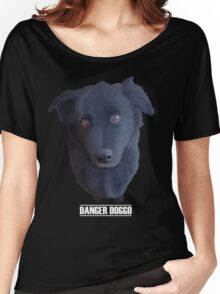 Portrait of my Dog (Danger Doggo) Women's Relaxed Fit T-Shirt