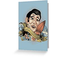 Vaya Con Dios — He's Not Coming Back Greeting Card