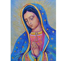 Our Lady of Guadalupe for sale, Virgin of Guadalupe Photographic Print