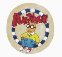 Hey Arthur! Kids Tee