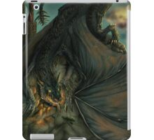 Hungarian horntail - No text version iPad Case/Skin