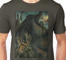 Hungarian horntail - No text version Unisex T-Shirt