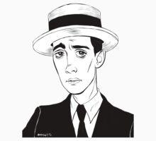 Buster Keaton One Piece - Short Sleeve