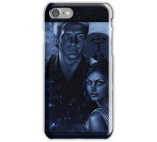 Sail this universe iPhone Case/Skin