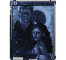 Sail this universe iPad Case/Skin