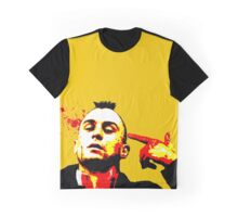 Taxi Driver Graphic T-Shirt