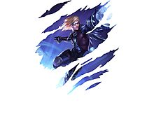 Ezreal Photographic Print